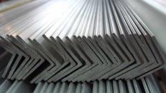 Алюминий уголки Уголок алюминиевый 6082Т6, 50х30х5