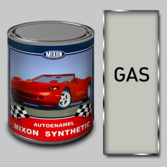 Алкидная автомобильная краска Mixon Synthetic,