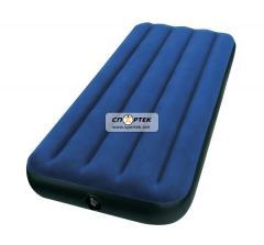 Air mattress cm Intex 193×76×22 model: 68950. Air