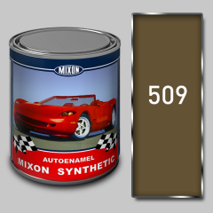 Alkidny automobile Mixon Synthetic paint, Darkly