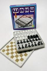 Chess road pass