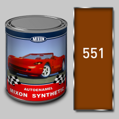 Alkidny automobile Mixon Synthetic paint, Bison