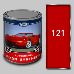 Alkidny automobile Mixon Synthetic paint,