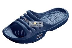 Slippers beach children's BECO 90651 7 dark