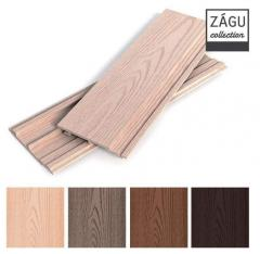 Siding, front board of Zagu Muris