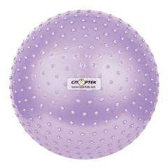 Ball for fitness massage ø75см with the pump