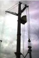 Кран башенный КБ-100.3А 1991 г