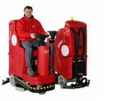 Поломоечные машины RCM ELAN с сиденьем для водителя