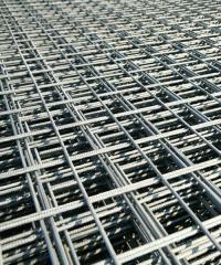 Сетка строительная (кладочная) для армирования бетонных стяжек до 8см, стяжек