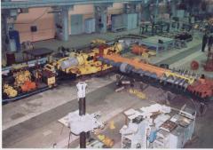 The unit extraction buroshnekovy AVSh-2 - is