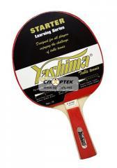 Racket of table tennis of Yashima 82004