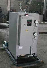 Electrosteam generator of 15-60 kW