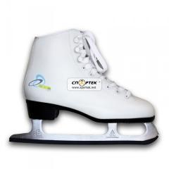 Skates figured SF 206. Skates figured in assortmen