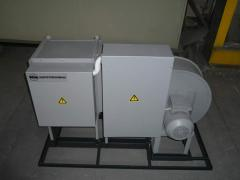 Электротепловентиляторы замкнутого цикла (ТЭВ-Ц), теплодуйки