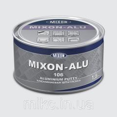Putty aluminum MIXON-ALU 1,8kg