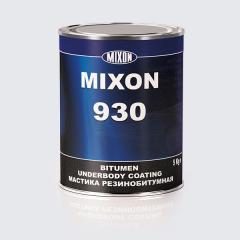 Kg Mixon 930, 5 mastic