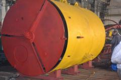 Complex tunnel-boring KShchM-2,6M for the