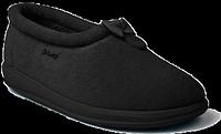 Взуття медичне текстильна чорна, Код: