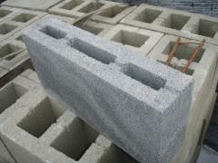 Block peregorodochny 90*190*390