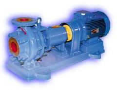 Pumps electric type K
