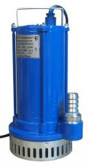 Submersible pumps drainage electric GNOM