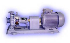 AH pumps - centrifugal, horizontal, console,