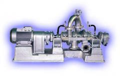 KC pumps are condensate