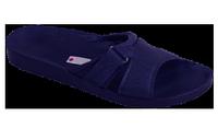 Обувь медицинская , на липучке синяя, Код: