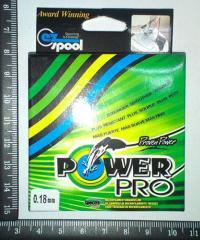 Плетенка Power Pro 30м (Китай)