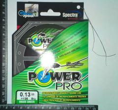 Плетенка Power Pro 135м (Польша)
