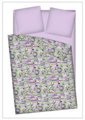 Bed fabrics of 220 cm / 70225_02 Dali