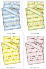 Bed fabrics of 220 cm Provence