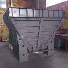 Бункеры для хранения сыпучих материалов
