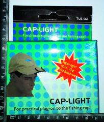 Small lamp on a TLG02 cap