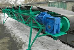 Belt conveyers smooth