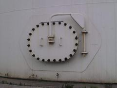 Reservoirs steel RVS