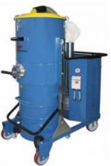 Трехфазные промышленные пылесосы Delfin DG30 EXP