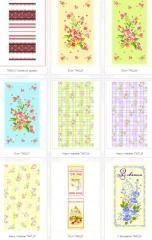 Fabrics polotenechny subhand-written