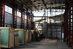 Construction metalwork, welded beams