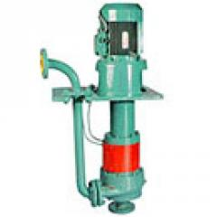 Pump waste and dynamic semisubmersible SDP