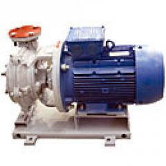 Horizontal monoblock pumps PGNM