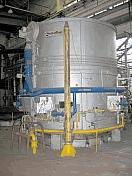 Furnaces gas kolpakovy a series Termogaz-GZ with