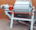 Mill spherical MSh-100 for a wet grinding of
