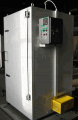 Drying cabinet of ShS-1,1/120 for drying of the