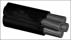 Система четырехпроводная - тип СИП-4, ...