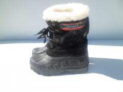 Winter boots, women's
