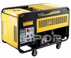 Diesel generator, power plant of KDA12EAO3