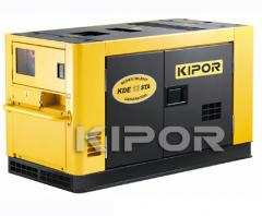 Diesel generator, power plant of KDA12STAO3