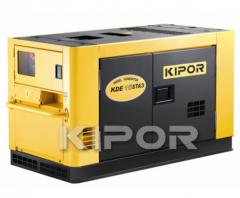 Diesel generator, power plant of KDA16STAO3