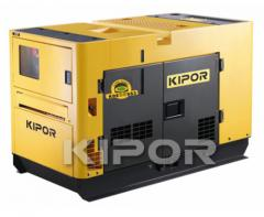 Diesel generator, power plant of KDA35SSO3